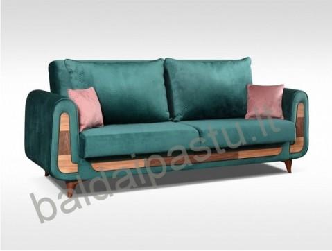 Sofa lova  MJ2-BP (II gr.)  TIK INTERNETU !!!